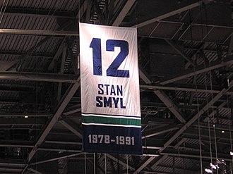 Stan Smyl - Image: Stan Smyl Banner 18012009