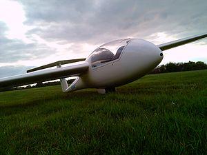 Schempp-Hirth Standard Cirrus - Standard Cirrus glider