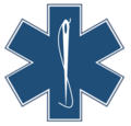 Star of life without a snake.png