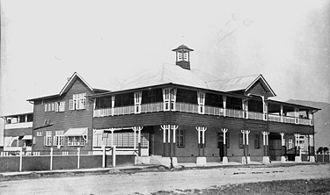 Babinda State Hotel - State Hotel, Babinda, circa 1924