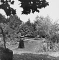 StateLibQld 1 89420 Woman in the Toowoomba Botanic Gardens, 1912.jpg