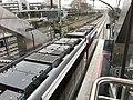 Station Villetaneuse Université Ligne 11 Express Tramway Villetaneuse 2.jpg