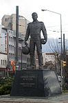 Statue of Cengiz Topel, Eskişehir.jpg