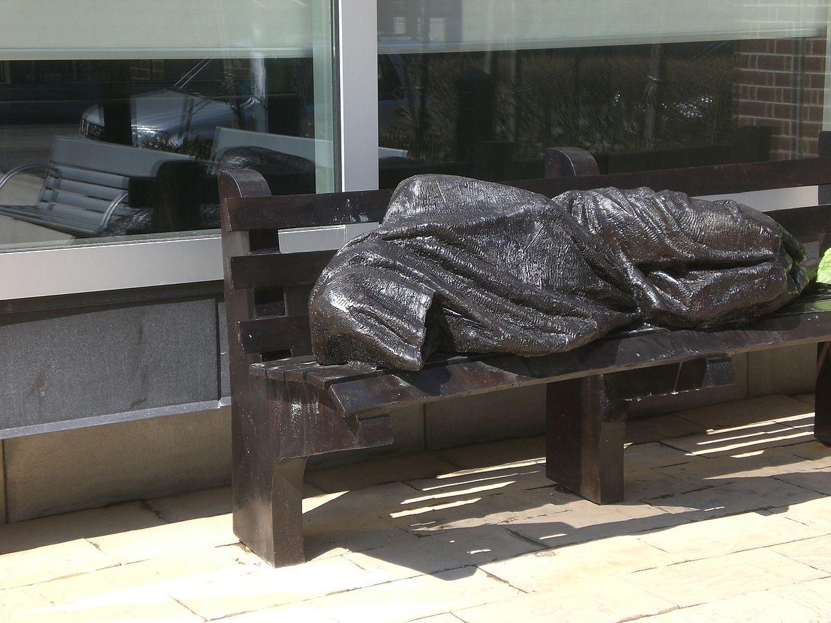 Homeless Jesus Wikipedia