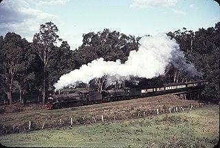 Nannup Branch Railway