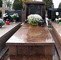 Stefan Markowski - Cmentarz na Sluzewie przy ul Renety (1).JPG