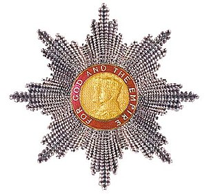 Order of the British Empire