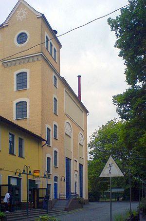Essen-Borbeck-Mitte - Steam beer brewery