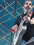 Steve Earle at Labor Day Rally (3334115776).jpg