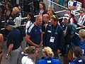Steve Redgrave at the Beach Volleyball.jpg