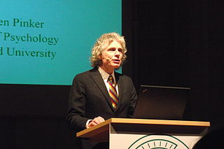 fig. 1: Steven Pinker