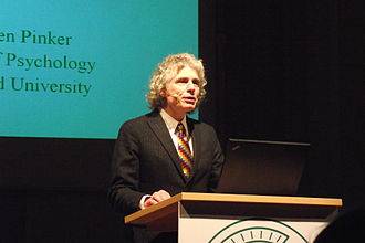 Steven Pinker - Pinker in Göttingen, 2010