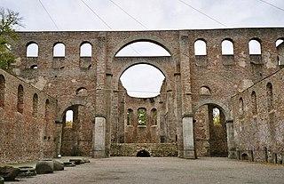 Hersfeld Abbey monastery