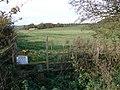 Stile Near Gayton le Wold - geograph.org.uk - 1039196.jpg