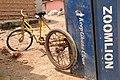 Still Life with Bicycle - Busua - Ghana (4738442498).jpg