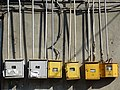 Still Life with Electrical Boxes - Central Yerevan - Armenia (18773036810).jpg