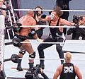 Sting vs. Triple H in WrestleMania 31.jpg