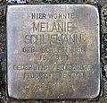 Stolperstein Deidesheimer Str 8 (Wilmd) Melanie Schliemann.jpg