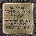 Stolperstein Gipsstr 23a (Mitte) Amalie Kopper.jpg