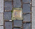 Stolperstein Köln, Verlegestelle (St.-Apern-Str. 14-18).jpg