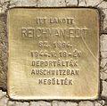 Stolperstein für Edit Reichman.JPG