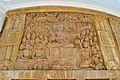 Stone work in Nipponzan Myohoji Buddhist Temple, Darjeeling.jpg