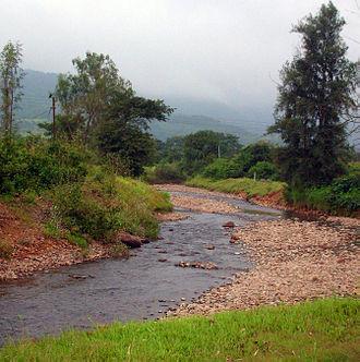 Amba Ghat - Image: Stream MH Kolhapur