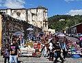 Street Market Scene - Antigua Guatemala - Sacatepequez - Guatemala (15729440710).jpg