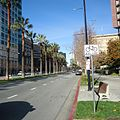 Street view in San Jose California in December.JPG
