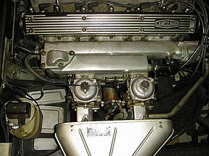Zenith Carburettor Company (British) - British made Zenith/Stromberg carburettors as installed on a 1969 Jaguar E-type 6cyl 4.2l engine