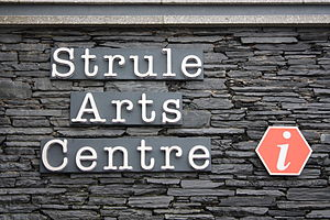 Strule Arts Centre - Strule Arts Centre, January 2010