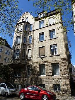 Stuttgart, Eisenbahnstraße 46 (Eisenbahnstraße), Mietshaus