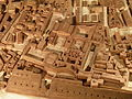 Sud du Palatin secteur des palais impériaux, plan de Rome de Paul Bigot, Caen MRSH.JPG