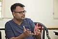 Sumit Surai Talks - West Bengal Wikimedians Strategy Meetup - Kolkata 2017-08-06 1633.JPG