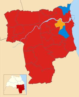 2016 Sunderland City Council election