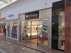 Sunglass Hut - Sunglass Hut at the Natick Mall