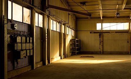 Sunlight in an old workshop.jpg