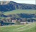 Sunrise, Ranch in Live Oak Canyon 2-17-13 (8536509411).jpg