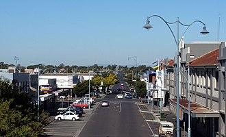 Sunshine, Victoria - Devonshire Rd, Sunshine town centre