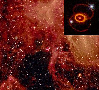 Neutrino - SN 1987A