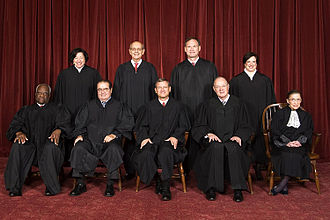 Judge - The United States Supreme Court in 2010.