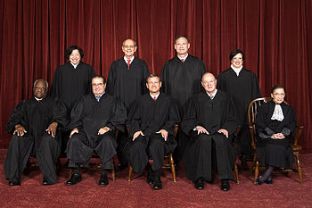 List of Justices of the Supreme Court of the United States - Wikipedia