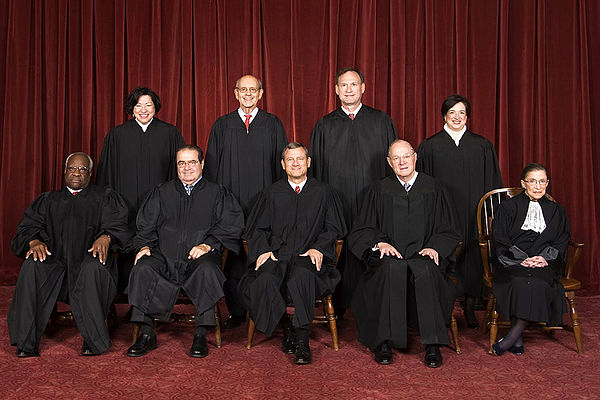 Supreme Court Justices.