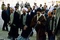 Supreme Leader Ali Khamenei in Shah Abdol Azim Mosque (12).jpg