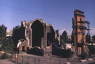 1988 Spitak earthquake