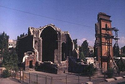 «Հայփոստ» ՓԲՆ «Սպիտակի երկրաշարժի» թեմային նվիրված նամականիշ է մարել