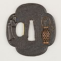 Sword Guard (Tsuba) MET 17.208.66 001feb2014.jpg
