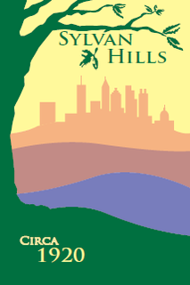 Sylvan Hills, Atlanta human settlement in Atlanta, Georgia, United States of America