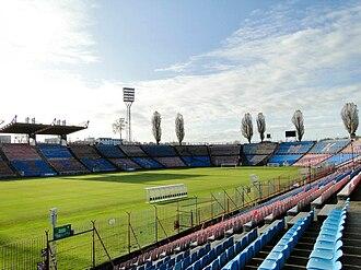 Pogoń Szczecin - Ground: Stadion Florian Kryger