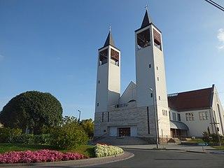 Szigetszentmiklós city in Hungary